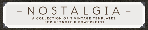 Kraft Paper Keynote Presentation Template